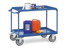 Tafelwagens-met-stalen-etages-transportwagens