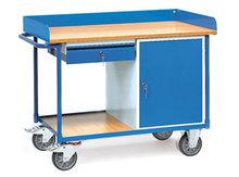 Werkplaatswagens-met-werkblad-transportwagens