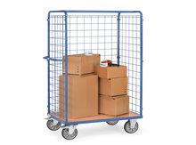 Pakketwagens-transportwagens