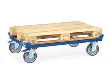Palletonderwagens-transportwagens