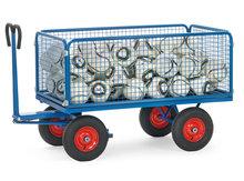 Zware-handtrekwagens-transportwagens