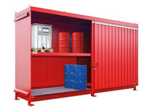 Stellingcontainers