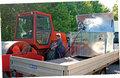 Brandstoftank type MT 1000 - ca. 1660x880x1100 mm (lxbxh)/inhoud 1000 liter/buitencontainer als opvangbak (100%)/mobiele tank voor de verzorging van voertuigen en machines met diesel of stookolie